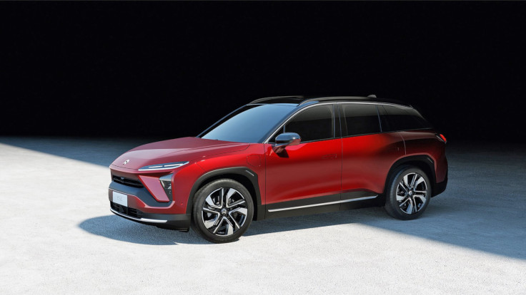 В Китае представили серийный электромобиль с запасом хода более 500 км