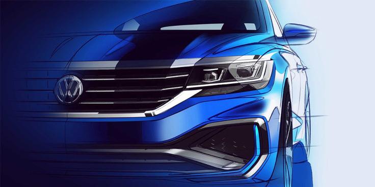 VW Passat для Европы: когда ждать новую версию?