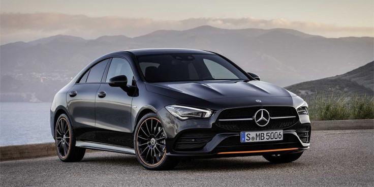 Mercedes представил седан CLA второго поколения
