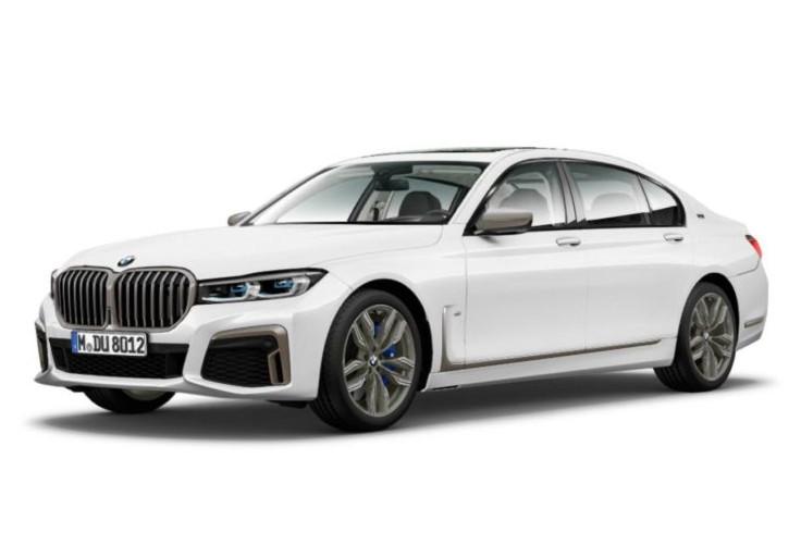 Семерка BMW получит рестайлинг в стиле Х7