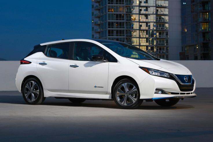 Nissan увеличил мощность и дальнобойность электрокара Leaf
