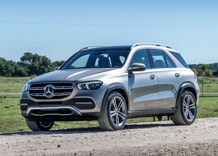 Mercedes объявил цены на новый GLE 400 d