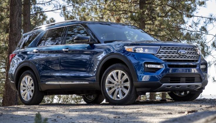 Новый Ford Explorer представлен официально