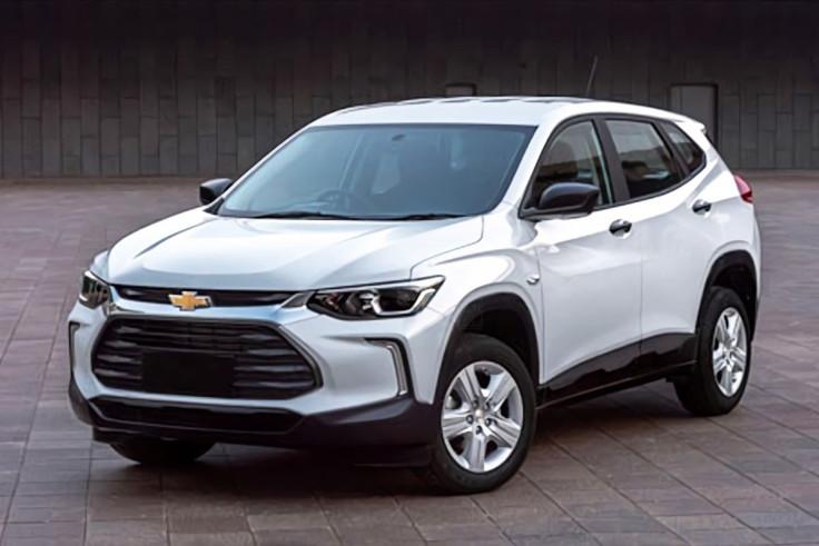 Новый Chevrolet Tracker - молодежи бы понравился, но пока не судьба