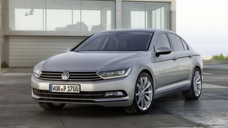 Volkswagen Passat Business Edition 2019