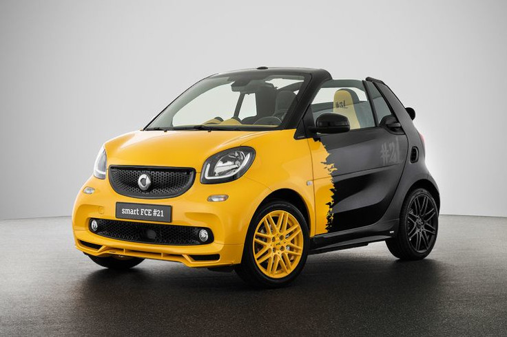 smart Fortwo Final Collector's Edition 2020