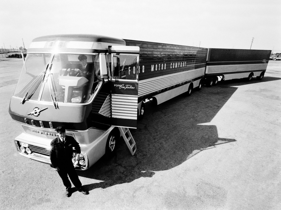 Ford Gas Turbine Truck 1964