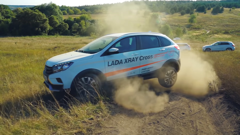 Lada X-Ray Cross
